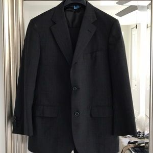 Brooks Brothers custom suit